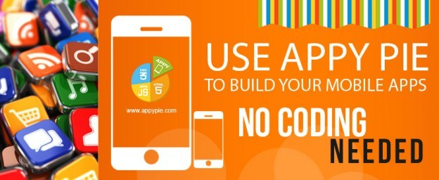 Make your own app with Appy Pie