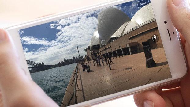 360 Photo Viewer App