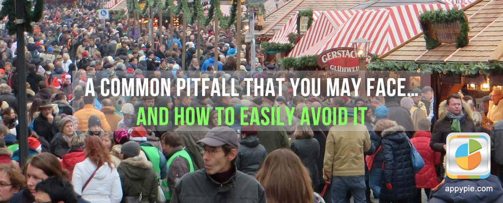 A Common Pitfall That You May Face… And How to Easily Avoid It