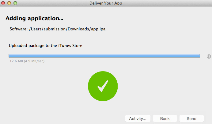 How to submit an iPhone App to the App Store   Appy Pie