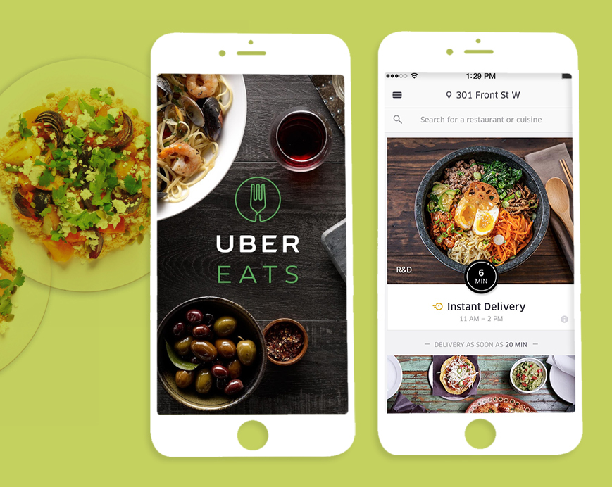 How to create a food delivery app like UberEats or Deliveroo? • Appy Pie