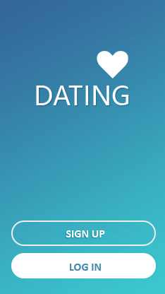 dejting app building