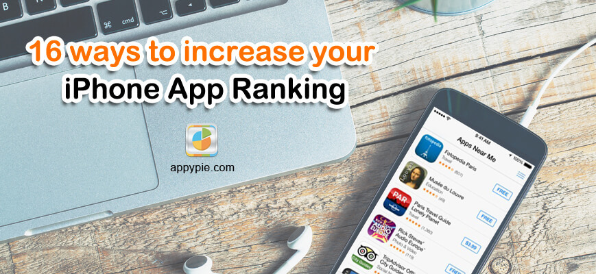 iPhone App Builder Appy Pie