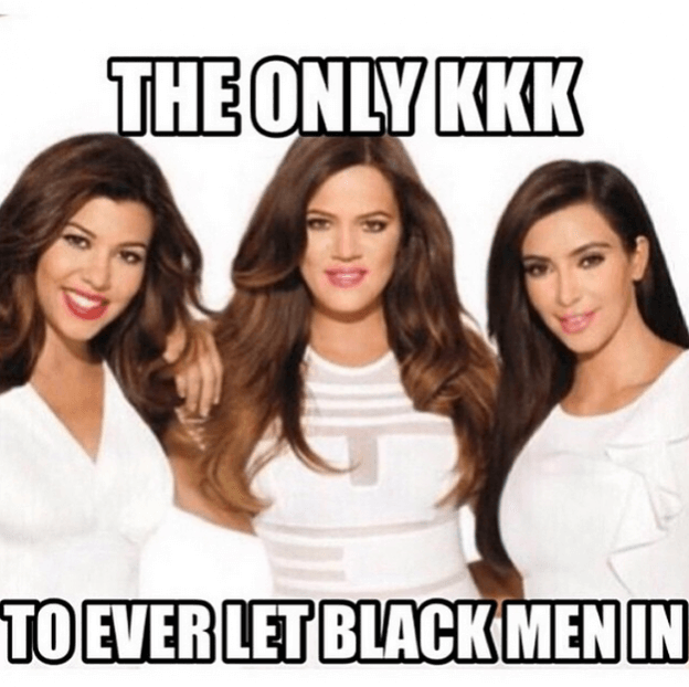 How the Kardashians exploit racial bias for profit