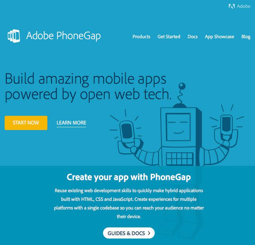 build app
