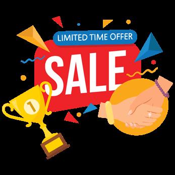 Discounts, Deals, & Contests