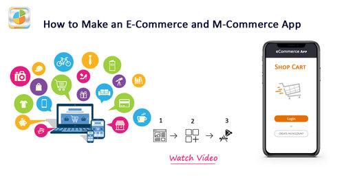 36da8a0fa5 Make an E-Commerce App, Mobile M-Commerce App Builder for free