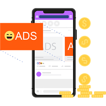 Increased Popularity of In-App Ads