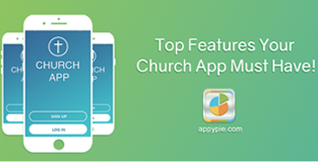 Top features your church app must have!