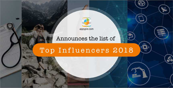 Top Influencers for 2018