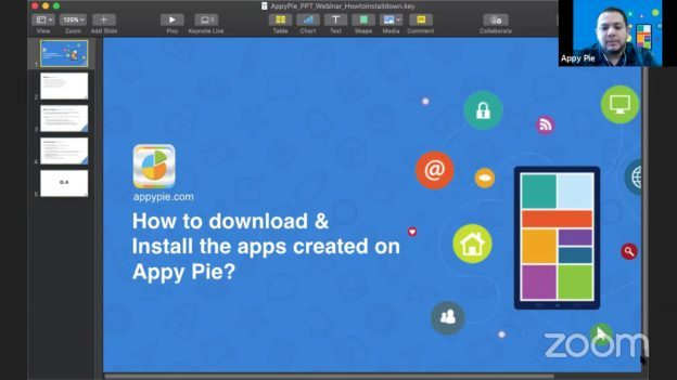 How to Download and Install the Apps Created on Appy Pie