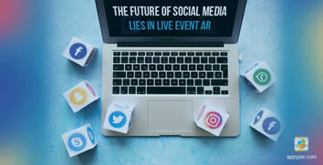 The Future of Social Media Lies in Live Event AR