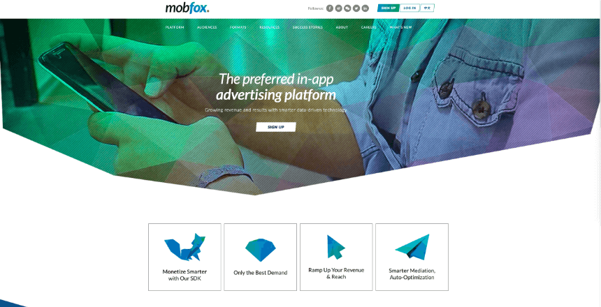Best Mobile Ad Networks, Video Ad Networks, Ad Mediation