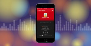 music app builder